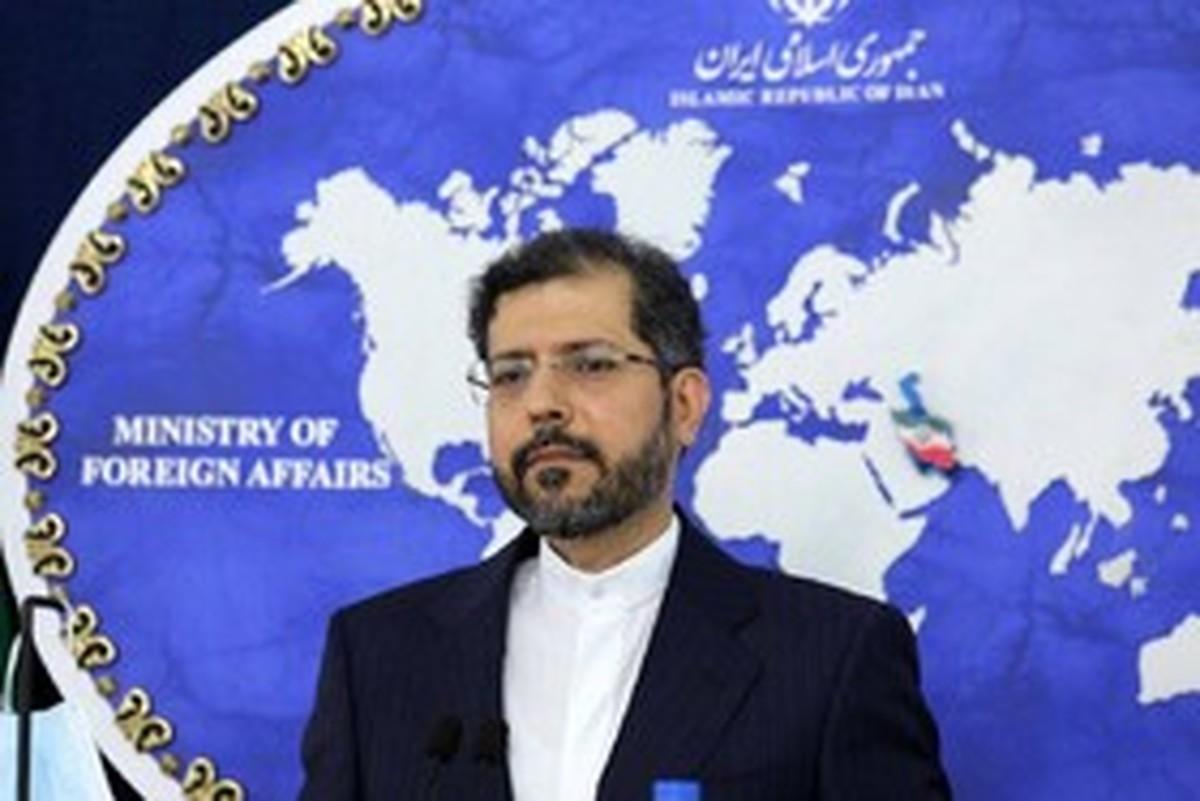 سخنگوی وزارت خارجه  |  خدمه کشتی کرهای اجازه خروج از ایران را دریافت کردند