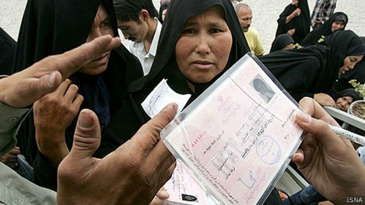 وزارت کشور : پذیرش پناهنده جدیدی نداریم