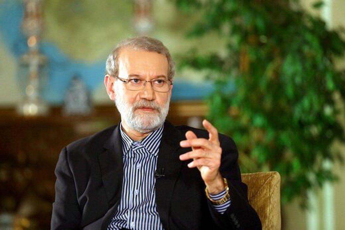 پیام  رئیس مجلس شورای اسلامی به فرمانده کل ارتش