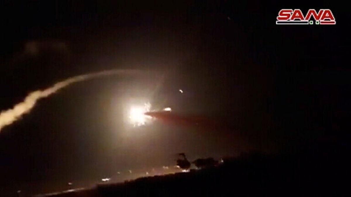 مسکو: سوریه ۷ موشک اسرائیل را سرنگون کرد