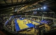 سلب میزبانی ایران در رقابتهای قهرمانی بسکتبال آسیا