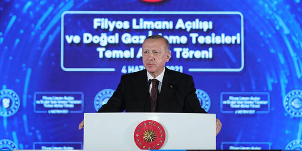 """مژده اردوغان به مردم ترکیه: یک""""نعمت بزرگ"""" دیگر کشف کردیم"""