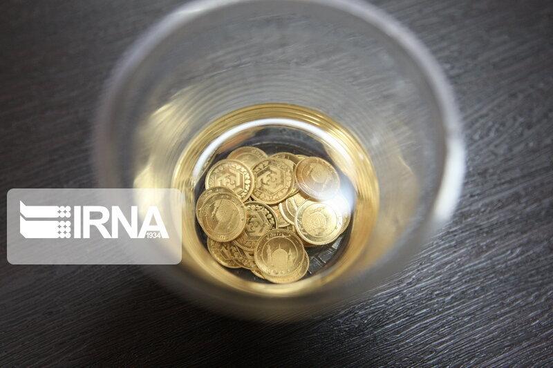 قیمت سکه در کانال ۱۰ میلیونی با نوسان همراه شد