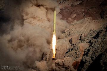 نخستین موشک دوربرد ایرانی با که قدرت بالا منهدم میکند