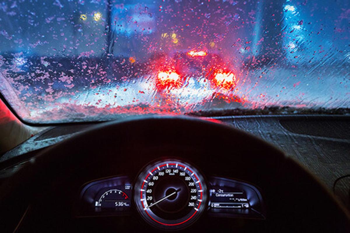 بی گدار به جاده نزنیم   آنچه باید همیشه هنگام رانندگی رعایت کنیم