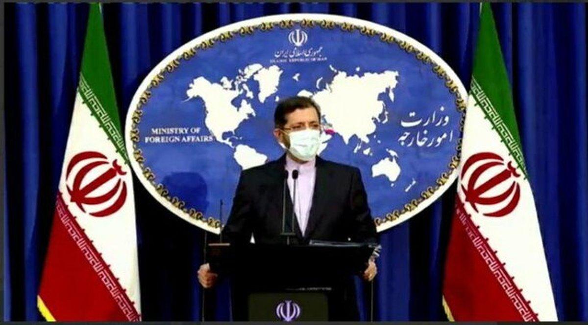 خطیبزاده: هرگونه اقدام احمقانه علیه ایران، با پاسخ قاطع مواجه میشود