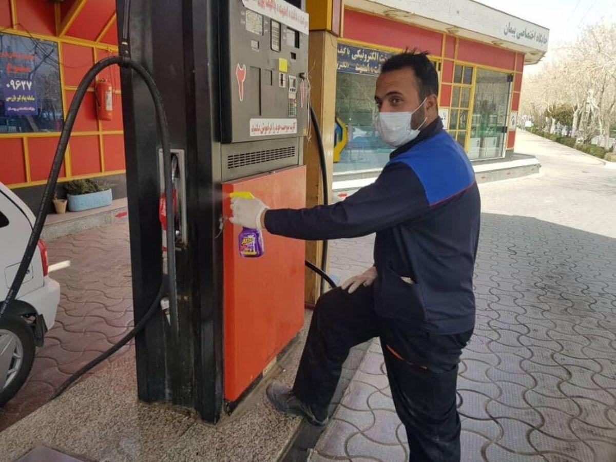 دستور شروع واکسیناسیون کارکنان پمپ بنزین ها ابلاغ شد