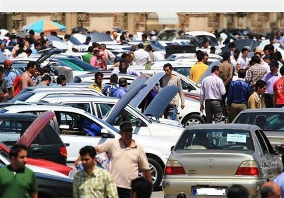 تقاضای کاذب در بازار خودرو فروکش کرد