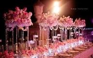 درگیری شدید دو دختر مجرد  وسط مراسم عروسی ! + عکس