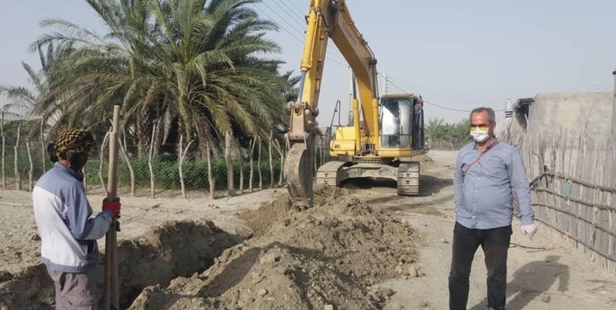 حل مشکل آب غیزانیه خوزستان ظرف سه هفته آینده
