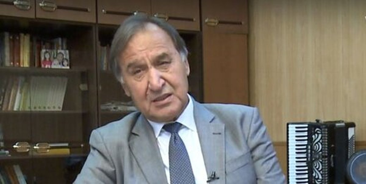 درگذشت جورهبیک نذری هنرمند برجسته تاجیک
