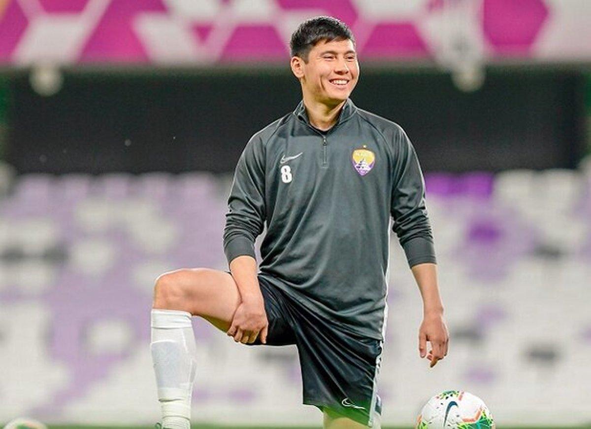 AFC بازیکن العین امارات را ۲ سال محروم کرد|تخلف در گروه سپاهان