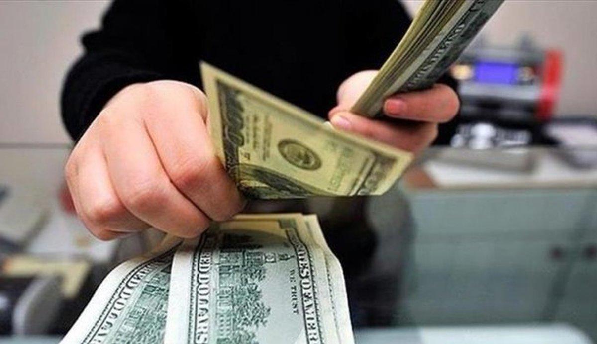 افت جالب قیمت دلار در صرافی های بانکی| کاهش قیمت دلار در صرافی های بانکی