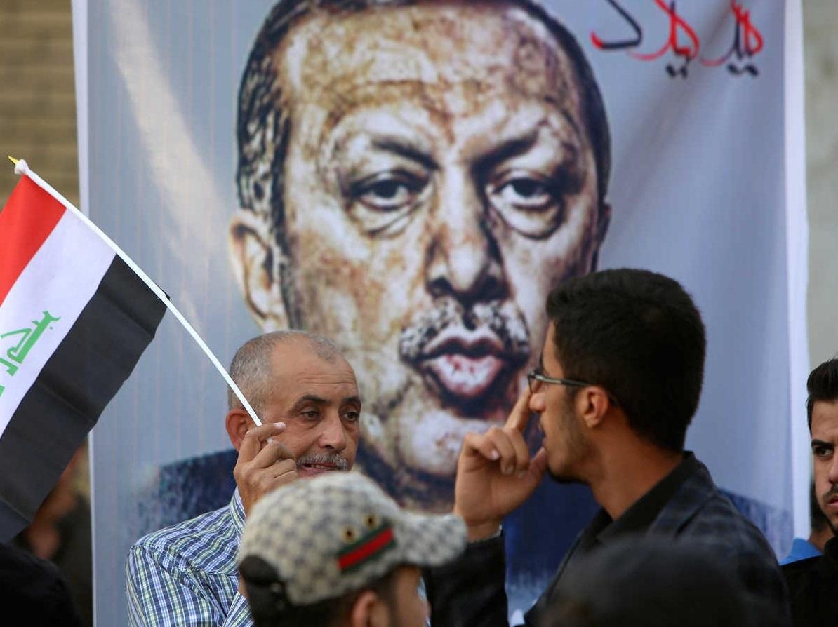 شکاف و تنش در رابطه میان ایران و ترکیه