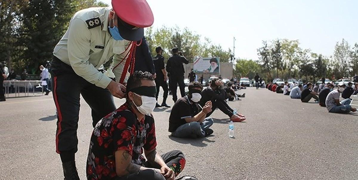 افزایش ۳۰ درصدی ترافیک عصرگاهی   دستبند پلیس امنیت بر دستان ۲۱۹ نفر از اراذل و اوباش
