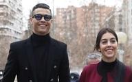 نامزد رونالدو دست به افشاگری زد