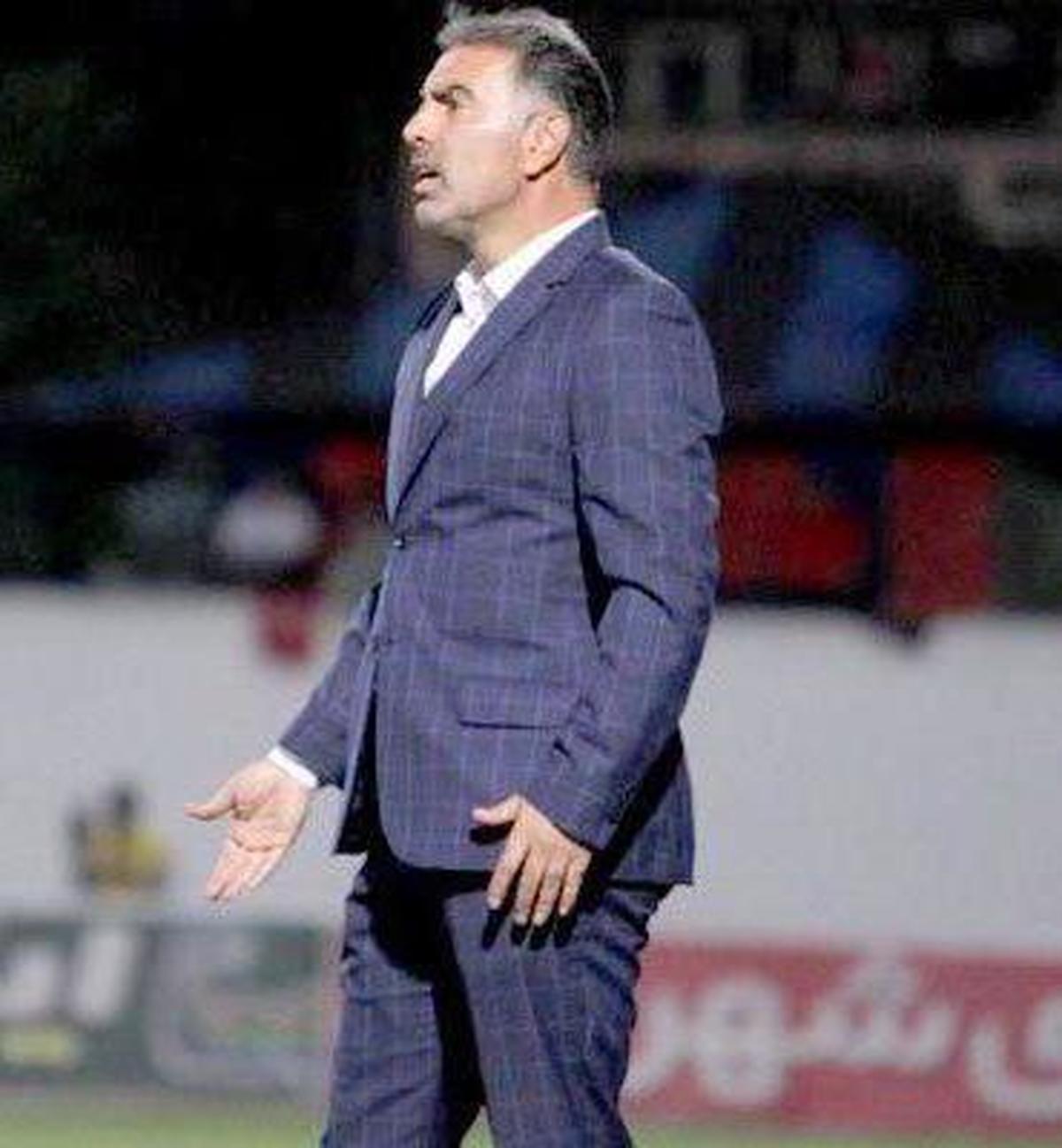 اعتراض هواداران استقلال به فکری در پیج رسمی باشگاه
