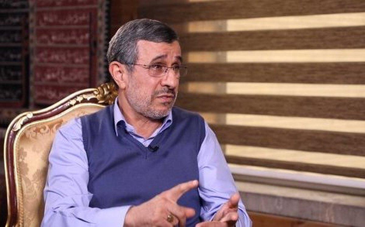 توهم پدر داماد احمدینژاد| احمدی نژاد: او میآید و ۴۰میلیون رای دارد