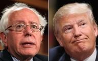 چرا ترامپ از برنی سندرز حمایت میکند؟
