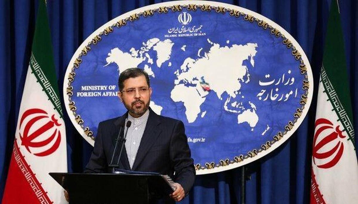 خطیبزاده  |   نشست کمیسیون برجام فردا در وین برگزار میشود