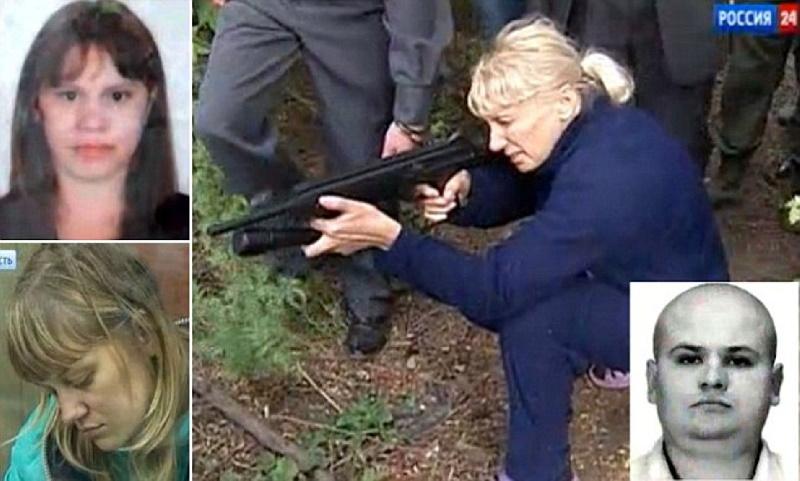 اینسا تاروردیوآ؛ مادرخوانده مافیا و رهبر گروه آمازون  | شهر روستوف در وحشت فرو رفت