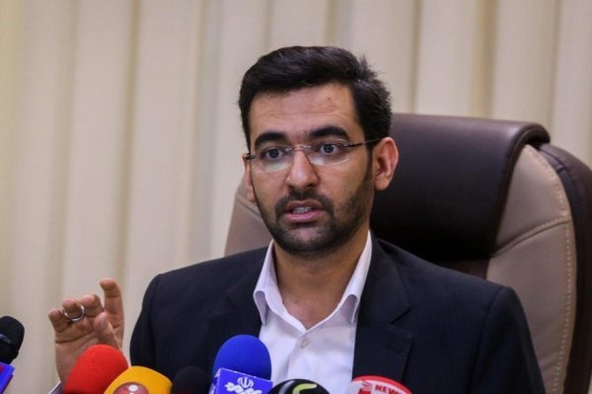 وزیر ارتباطات: قیمت اینترنت بالا نرفته، مصرف کاربران بیشتر شده است
