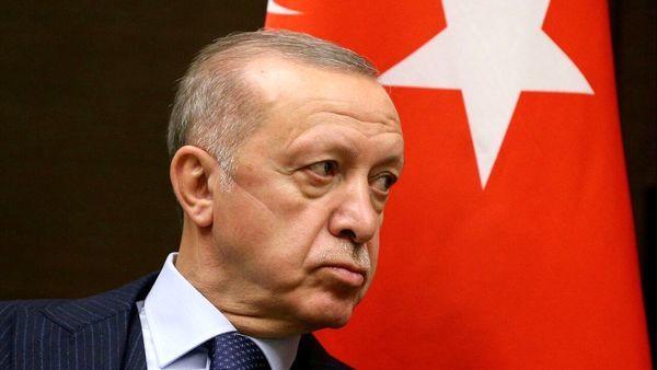 اردوغان عقب نشینی کرد