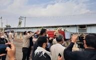پیکر ۵۵ شهید تازه تفحص شده عملیاتهای کربلای ۵، والفجر مقدماتی، خیبر و تکه به ایران بازگشت / تحویل پیکر ۷۶ عراقی به بغداد
