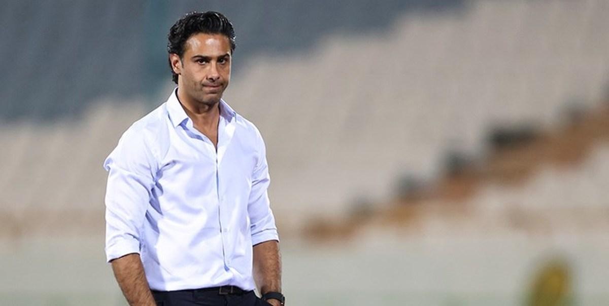 فرهاد مجیدی حضور در دیدار فینال را از دست داد