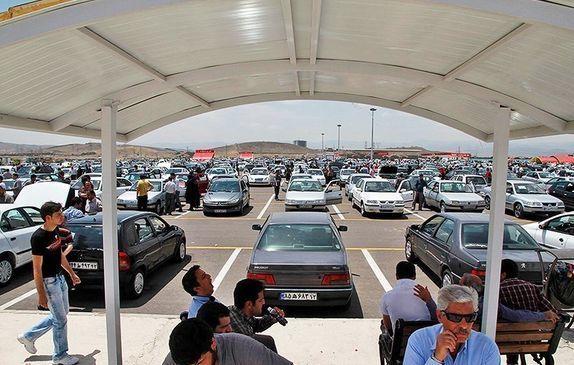 خرید یا فروش خودرو  | ریزش قیمت در بازار خودروی داخلی