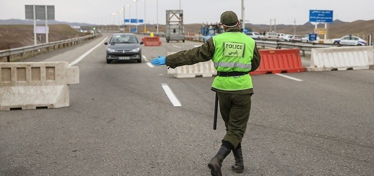 پایان مهلت سه روزه خروج خودروهای غیربومی از شهرهای کرونایی؛ جریمه متخلفان از امروز
