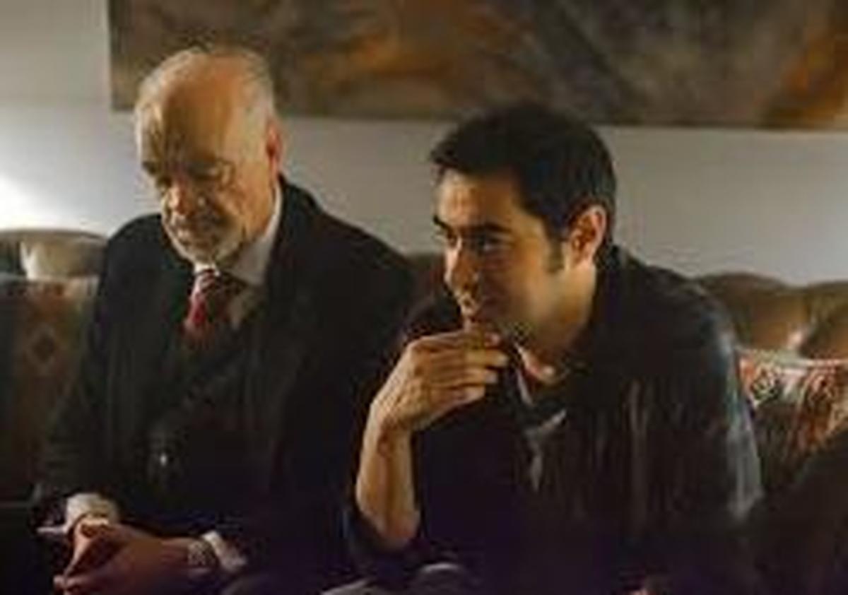 """بازی شهاب حسینی در فیلم آمریکایی """"آن شب"""""""