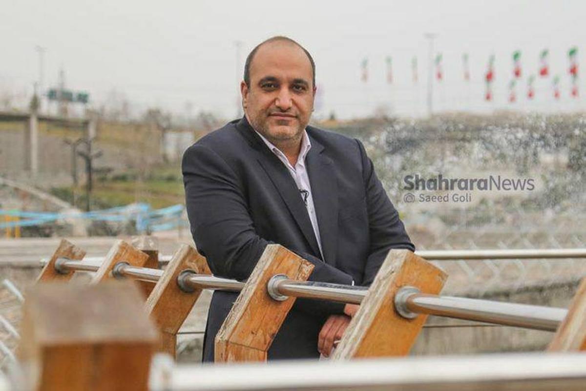 شهردار مشهد در مراسم آئین رونمایی از اولین سایت 5G تجاری همراه اول؛
