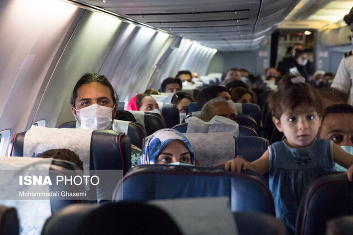 محدودیت ۶۰ درصدی پروازها ادامه مییابد