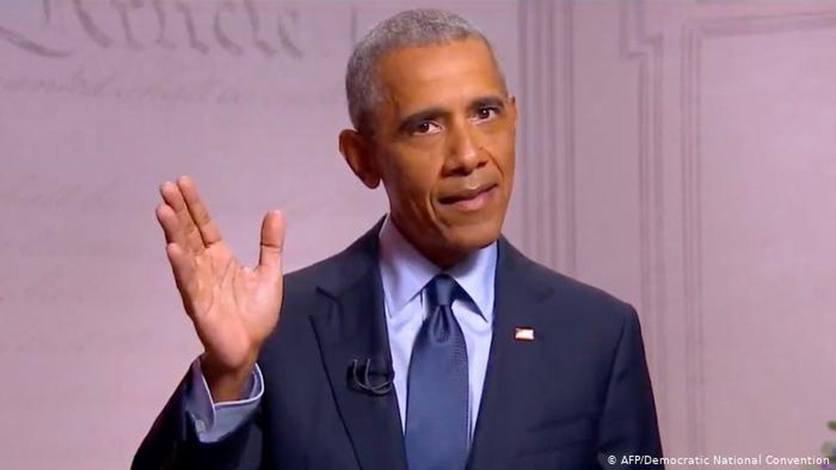 """اوباما """"باعث شیوع کرونا"""" در یک جزیره آمریکا شد"""