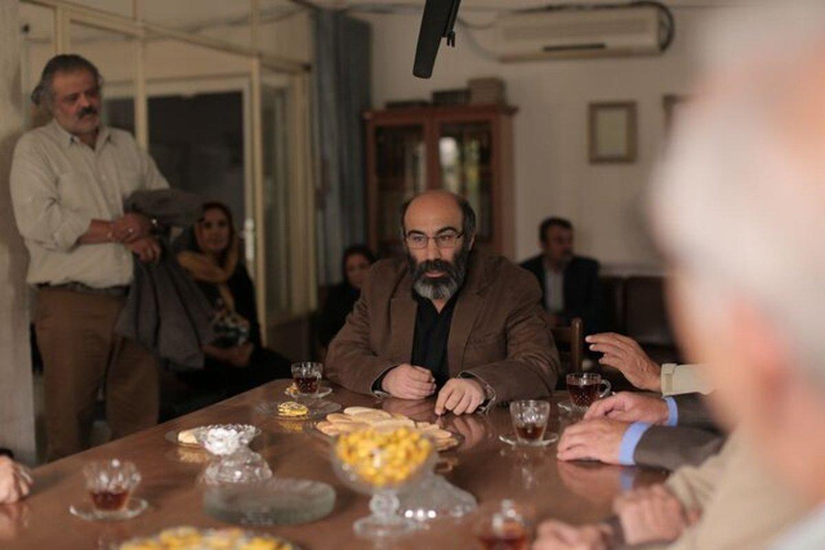 اولین تصویر محسن تنابنده در قهرمان