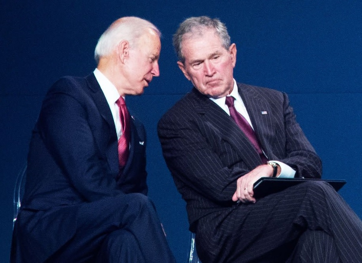آیاجورج بوش میتواند به حکمرانی ترامپ  خاتمه دهد؟
