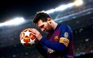 بارسلونا  | مسی برای ماندن شرط گذاشت