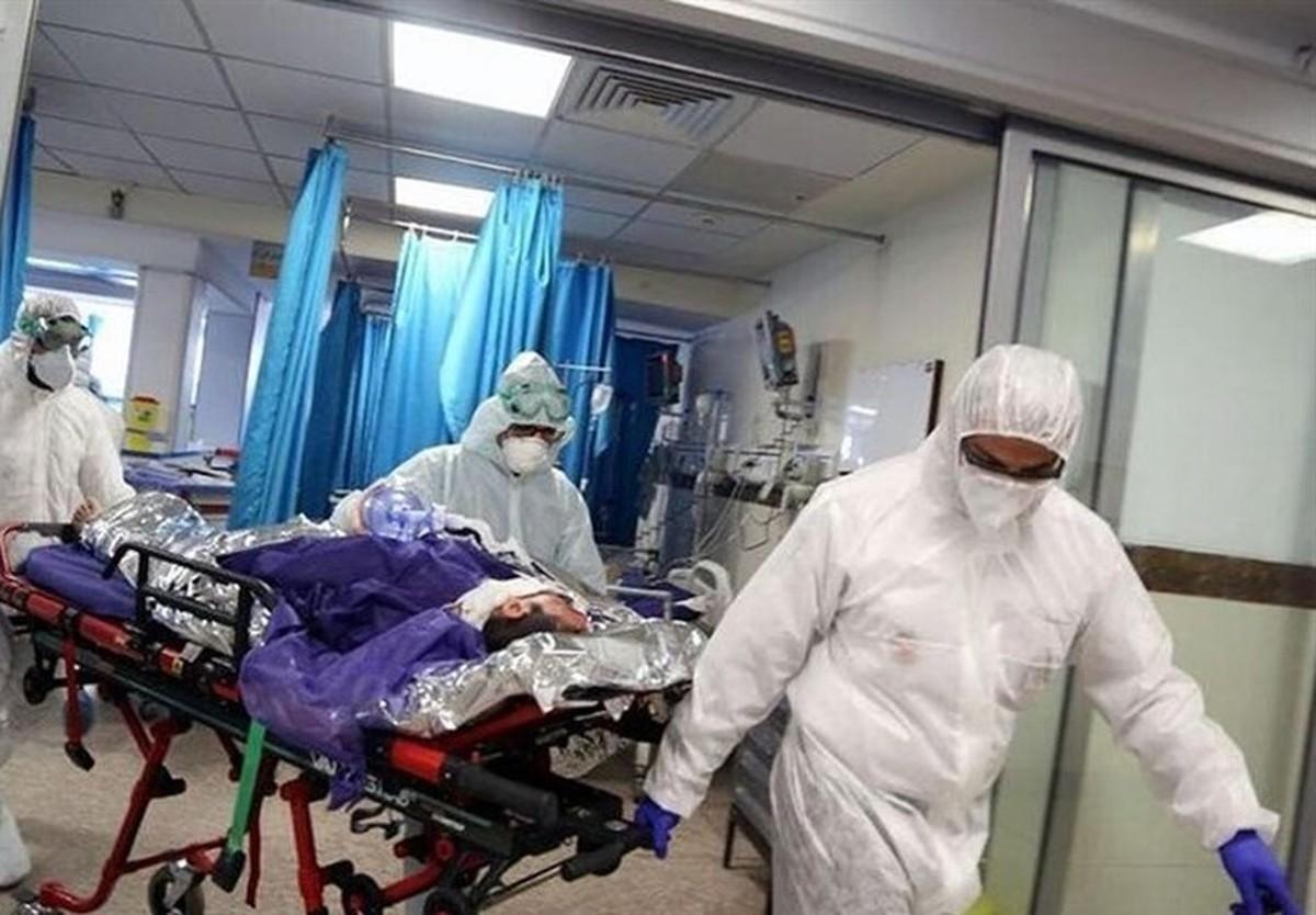 رکوردزنی کروناییها در تیر و مرداد با آماری معادل ۳۲ درصد کل بیماران