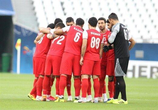 باشگاه پرسپولیس  |  بازیکنان به زودی پاداش برد السد را دریافت می کنند
