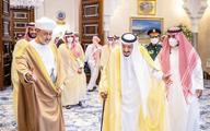 جانشین «قابوس» در عربستان به دنبال چیست؟   سلطان عمان مهمان ملک سلمان پادشاه عربستان شد