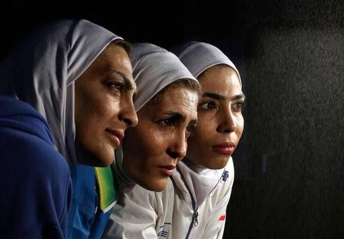 خواهران منصوریان در راه آمریکا