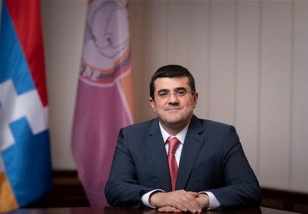 ارمنستان زخمی شدن رئیس جمهور قرهباغ را تکذیب کرد