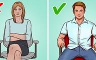 ۱۰ حرکت اشتباه در زبان بدن که دیگران را از شما فراری می دهند