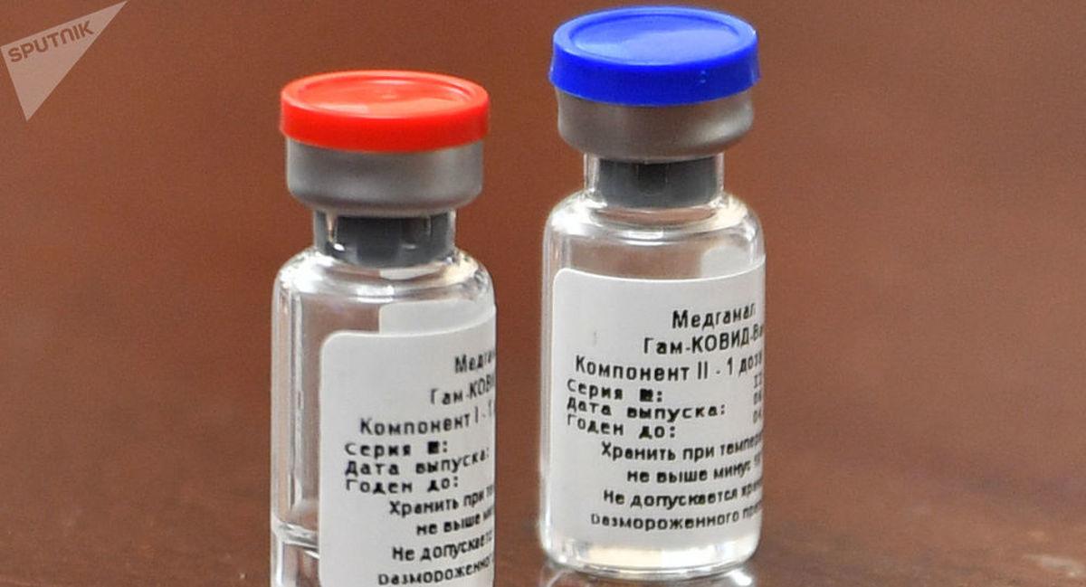 """واکسن """"اسپوتنیک وی"""" در هند   تأیید شد"""
