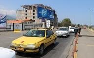 ممنوعیت تردد بین شهری