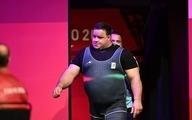 کسب مدال نقره منصور پورمیرزایی در پارالمپیک