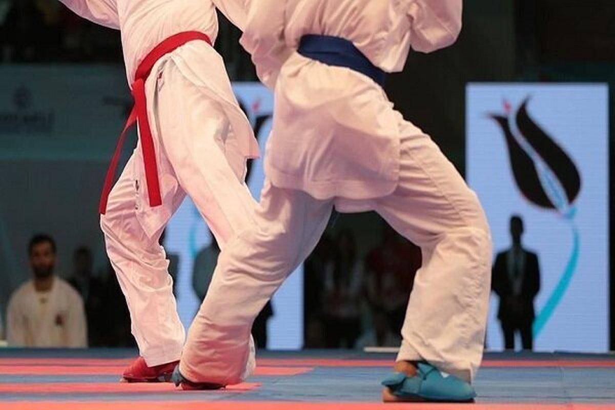 مرحله نخست رقابتهای انتخابی تیم ملی کاراته فردا آغاز می شود