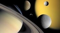نشانه هایی از حیات در قمر سیاره زحل پیدا شد