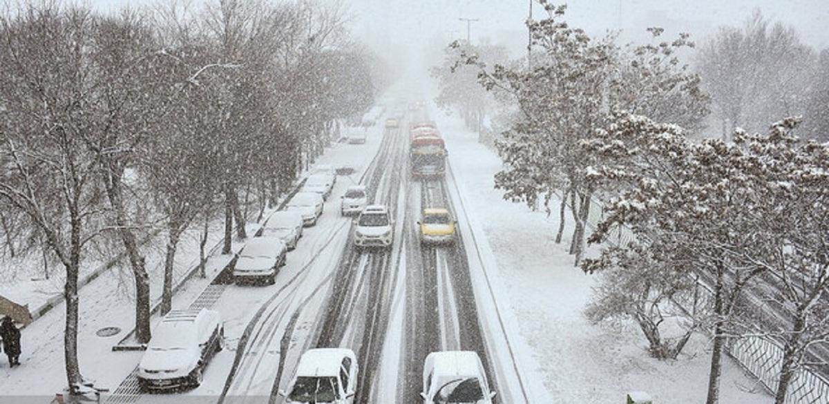 کاهش محسوس دما در تهران از فردا